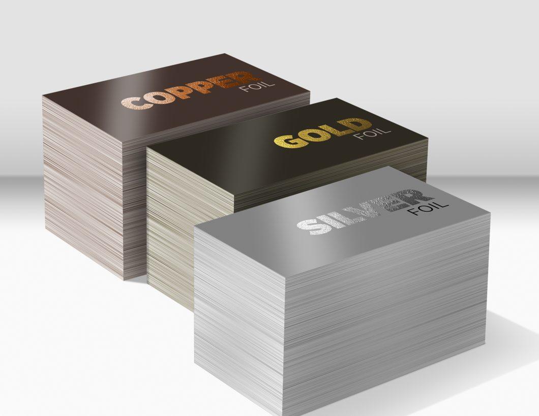 Business cards foil miami fl