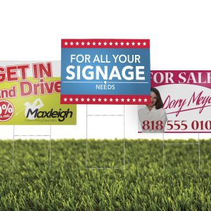 Outdoor Signs and Banners