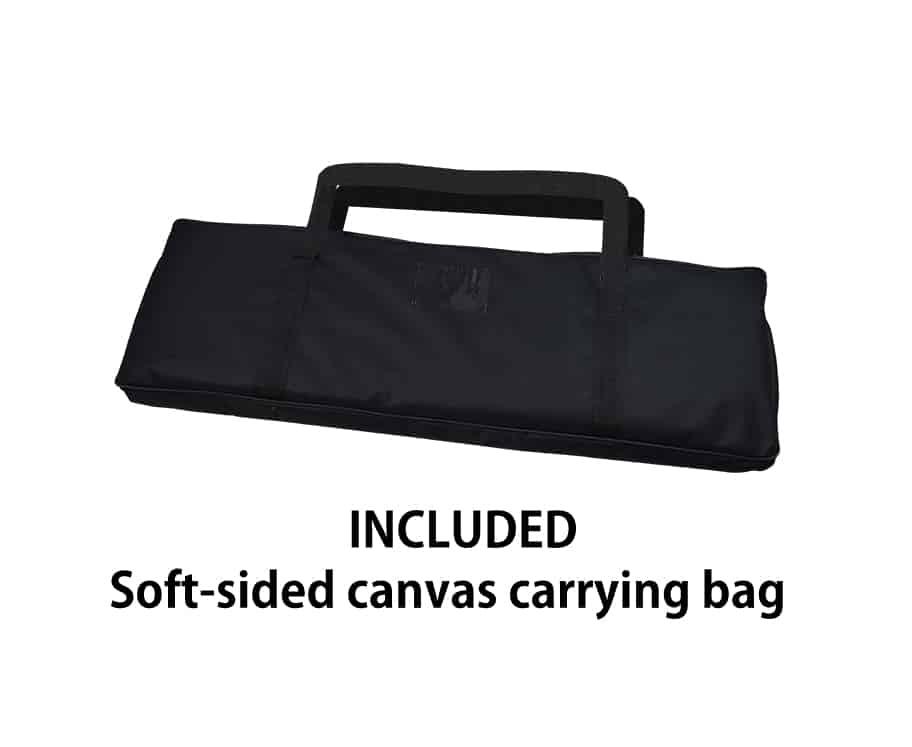 Fabric Tube Bag